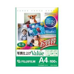FUJIFILM WPA4100VA インクジェットペーパー A4