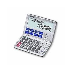 CASIO BF-750-N 金融電卓