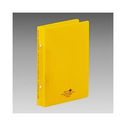 LIHIT F-5006-5 リングファイル A5S キ