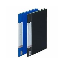 LIHIT G3200-8 クリヤーブック A4S 10P アオ