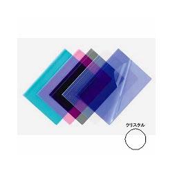 TEJI CBC-24 カラーバーファイルカバー Cクリア