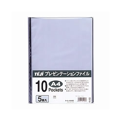 TEJI PTF-10-01 プレゼンテーションファイル ブラック