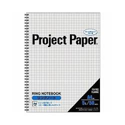 オキナ PNA4S プロジェクトリングノート