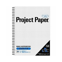 オキナ PNB5S プロジェクトリングノート