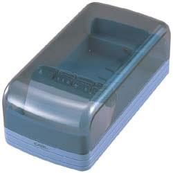 カール NO.860E-B 名刺整理器ブルー