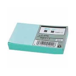 コレクト C-211C-GR 情報カード 緑