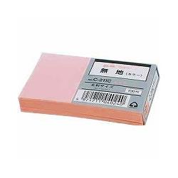 コレクト C-211C-PI 情報カード 桃