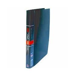 コレクト CF-614-BK 名刺カードファイル 黒