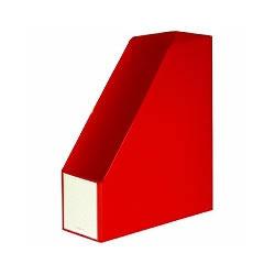 セキセイ AD-2650-20 ボックスファイル A4 レッド