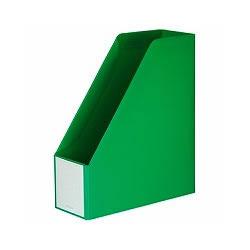 セキセイ AD-2650-30 ボックスファイル A4 グリーン