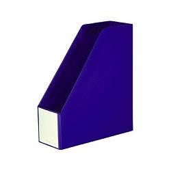 セキセイ AD-2650-80 ボックスファイル A4 パープル