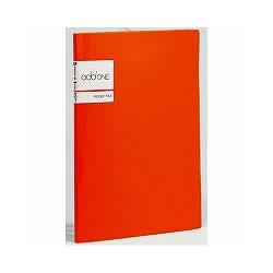 セキセイ AD-2655-51 ポケットファイル A5 オレンジ