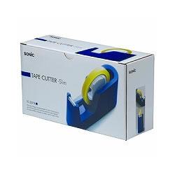 ソニック TC-227-B テープカッター ブルー