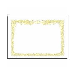 タカ印 10-1150 B5 賞状用紙 白地 縦書き用 100枚入り