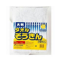 テラモト 13460029 大判タオル雑巾
