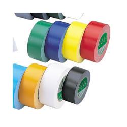 ニチバン 102N1-50 布粘着テープ アカ