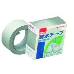 ニチバン BK-3534 製本テープ契印白 35mm×10m