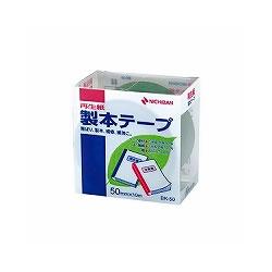ニチバン BK-503 製本テープ 50mm×10m 緑