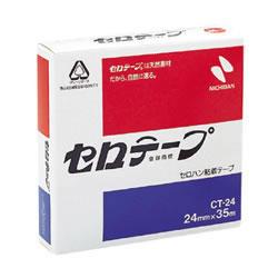 ニチバン CT-24 セロテープ 24×35