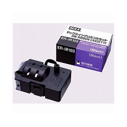 マックス ER-IR103 タイムレコーダ インクリボン