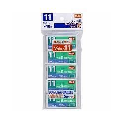 マックス NO.11-1Mパック5 ホッチキス針