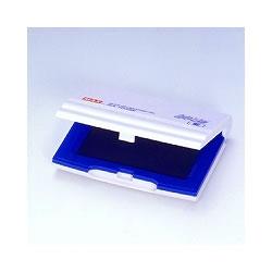 マックス SA90102 瞬乾スタンプ台小形藍