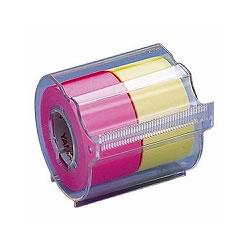 ヤマト NORK-25CH-6A メモックロールテープ 蛍光