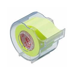 ヤマト SR-25CH-LE メモックロールテープ レモン