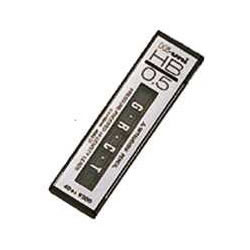 三菱鉛筆 HU05300HB ハイユニ芯0.5-300 HB