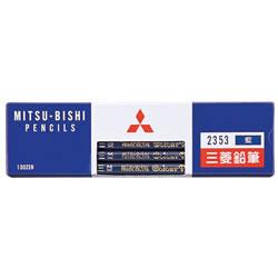 三菱鉛筆 K2353 色鉛筆藍