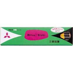 三菱鉛筆 K9852HB 鉛筆 HB