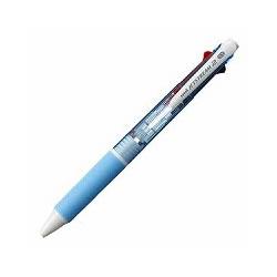 三菱鉛筆 SXE230007.8 ジェットストリーム 多機能 ミズ