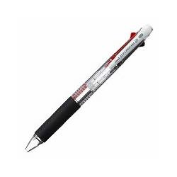 三菱鉛筆 SXE230007.T ジェットストリーム 多機能 トウメイ