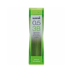 三菱鉛筆 U05202ND3B ユニ芯0.5-202 3B