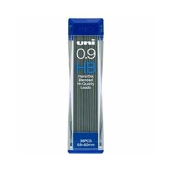 三菱鉛筆 U09202NDHB ユニ芯0.9-202 HB