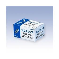 日本クリノス Gクリ-3-10 ゼムクリップ ケース入 小