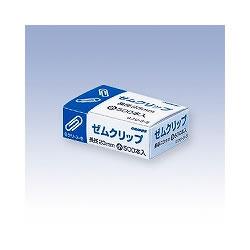 日本クリノス Gクリ-3-5 ゼムクリップ ケース入 小 500本