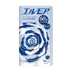 カミ商事 エルモアF12R60 エルモア 花の香り シングル 芯あり 60m