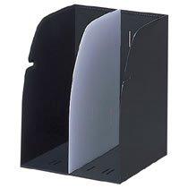 LIHIT G1620-24 REQUEST ブックスタンド 黒