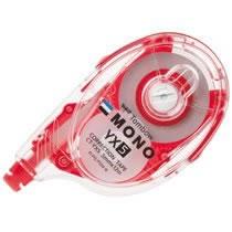 トンボ CT-YX5 修正テープ モノYX 本体 5mm幅×12m 赤