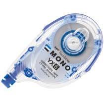 トンボ CT-YX6 修正テープ モノYX 本体 6mm幅×12m 青
