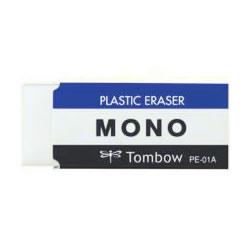 トンボ PE-01A MONO消しゴム 小