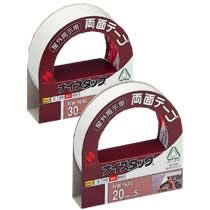ニチバン NW-N20 ナイスタック屋外掲示用布両面テープ 20mm×5m