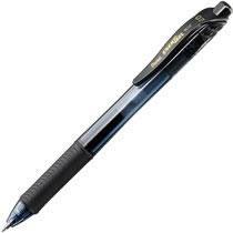 ペンテル BL107-A ノック式ゲルインキボールペン エナージェル・エックス 0.7mm 黒