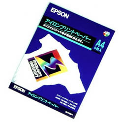 EPSON MJTRSP1 アイロンプリントペーパー A4