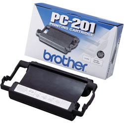 BROTHER PC-201 リボンカセット 純正