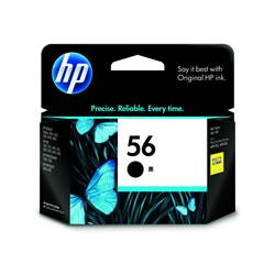 HP C6656AA HP56 プリントカートリッジ ブラック 純正