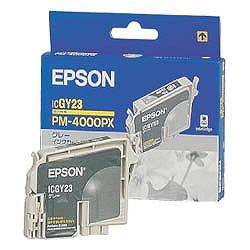 EPSON ICGY23 インクカートリッジ グレー 純正