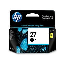 HP C8727AA HP27 プリントカートリッジ 黒 純正