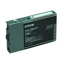 EPSON ICMB24 インクカートリッジ マットブラック 純正